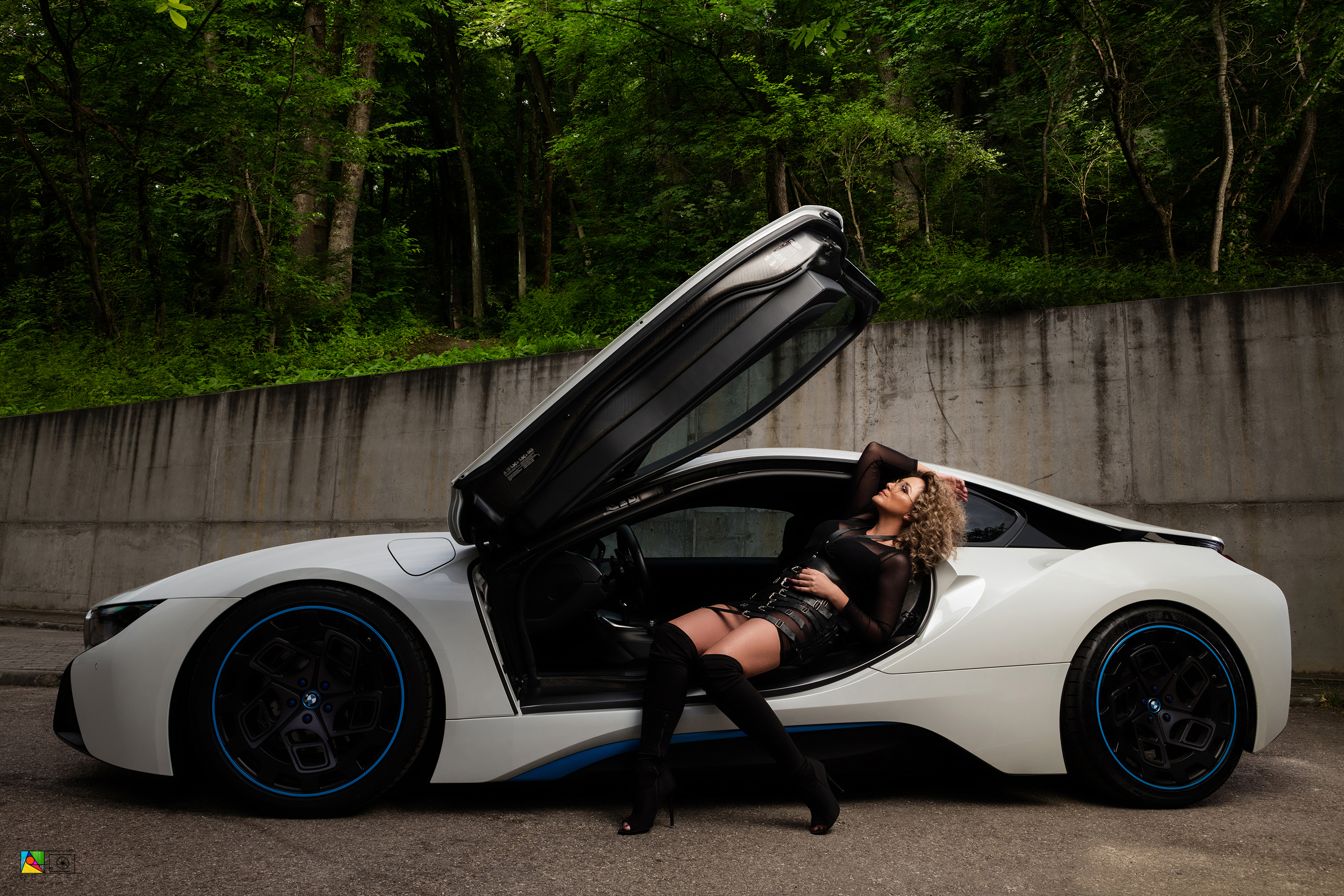 New Car In Town Bmw I8 Fresh Blog Look